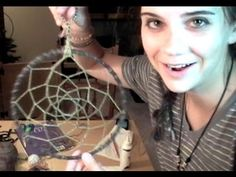▶ HOW TO MAKE A DREAMCATCHER! - YouTube