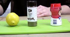 Geniaal: citroen, zout en peper zijn samen een wonderoplossing voor déze problemen!