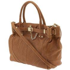 Rachel Zoe Zoe Tote Handbag ($396) ❤ liked on Polyvore