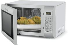 Cuisinart 1 2 Cubic ft Convection Microwave Oven w Grill Touchpad Control Panel Best Convection Microwave, Countertop Microwave Oven, Microwave Grill, Built In Microwave, Grill Oven, Thing 1, Specialty Appliances, Small Kitchen Appliances, Kitchen Small