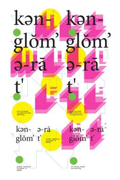 Conglomerate Identity - Erik Brandt / Typografika