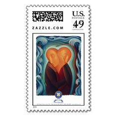 Tuberous Sclerosis Alliance 30th Anniversary Postage Stamps. This great stamp design is available for customization or ready to buy as is. Of course, it can be sent through standard U.S. Mail. Just click the image to make your own!