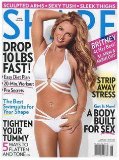 Britney Spears in Shape