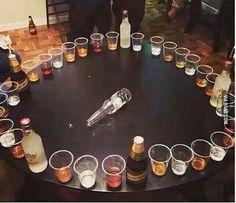 Tipsy Bartender.....spin the bottle