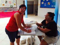 Blog do Inayá: Professores recebem Kit da SEMED