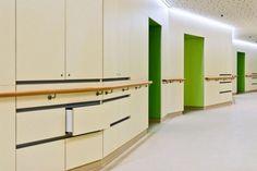Hainburg Nursing Home / Christian Kronaus + Erhard An-He Kinzelbach
