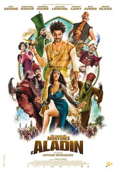 Le nuove avventure di Aladino [HD] (2015) | CB01.UNO | FILM GRATIS HD STREAMING E DOWNLOAD ALTA DEFINIZIONE