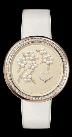 Chanel Watch Follow me for more ♀️ follow me U C it☀️@Chanel Monroe