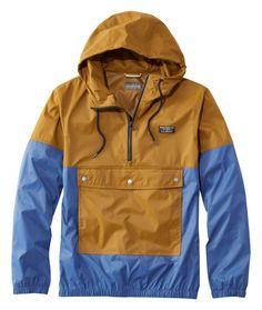Men's Outerwear and Jackets Anorak Jacket, Rain Jacket, Windbreaker Jacket, Shorts Jeans, Types Of Jackets, Outdoor Apparel, Outerwear Jackets, Street Wear, Menswear