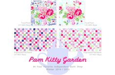 Pam Kitty Garden....coming in 6-7 months