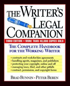 The Writer's Legal Companion: The Complete Handbook For The Working Writer, Third Edition, http://www.amazon.co.uk/dp/073820031X/ref=cm_sw_r_pi_awdl_uqemub0J457YW