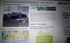 Blauer Sturm und Grüne Seitengasse Frühling 2020 Event Ticket, Top, Vitamins And Minerals