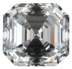 ø French Cut Diamond ø Asscher Cut Diamond, Diamond Crown, Diamond Cuts, Diamond Are A Girls Best Friend, Diamond Shapes, Test Test, Fancy, Gemstones, Jewels