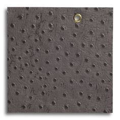 Edelman Leather Ostrich in Grey Slate, OS17