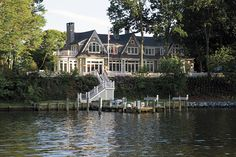 Annapolis Waterfront Home Gallery « Chesapeake Home + Living