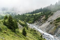 Wandern in Flims River, Mountains, Nature, Outdoor, Places, Flims, Water, Outdoors, Naturaleza