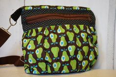 "Tasche  ""Kira"" freebook / Bag free pattern"