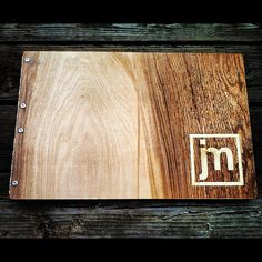 11 x 14L The Classic Wooden Birch Portfolio WITH by InfusedMotif, $155.00