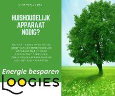 Energie bespaar tip van de dag Herbs, Van, Pomp, Tips, Herb, Vans, Counseling, Medicinal Plants, Vans Outfit