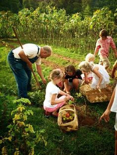 @Blackberry Farm   -   Kitchen Full of Kids with Helen DeFrance started today!!!