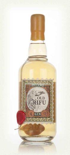 Pilloni Old Grifu Gin