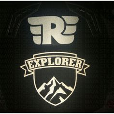 Explorer stickers for offroad bikes, SUVs, laptops and helmets