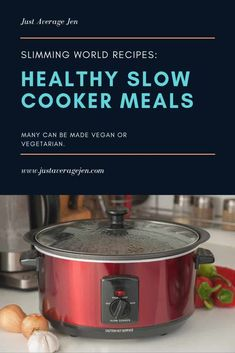 Looking for Slimming World slow cooker recipes? Here are the BEST Tasty Slimming World Slow cooker recipes for you to make for the family. Slow Cooker Slimming World, Slimming World Fakeaway, Slimming World Diet, Slimming World Recipes, Slimming Eats, Slow Cooker Recipes Family, Slow Cooker Desserts, Healthy Slow Cooker, Family Meals