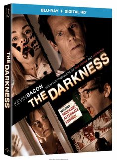 'The Darkness' DVD/BLU-Ray Giveaway