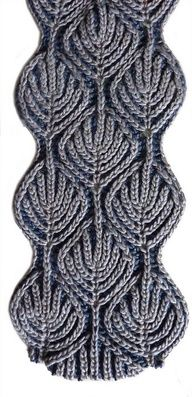 brioche flat cable | Knitting Brioche: The Essential Guide to the Brioche Stitch