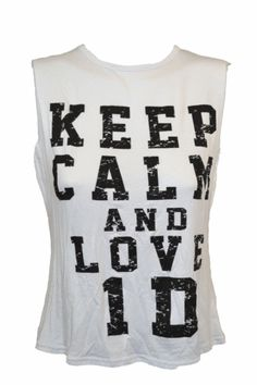 Vantage - Keep Calm and Love 1D, £3.00 (http://www.vantagefashion.co.uk/keep-calm-and-love-1d/)
