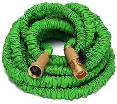 Connectors Clamps and Fittings 181013: Gardees Tm 75Ft Expandable Garden Hose With Solid Brass Connectors And 8-Pattern S -> BUY IT NOW ONLY: $1000 on eBay!