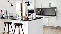 Nyt køkken i Hørsholm