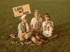 Love, not war ;D
