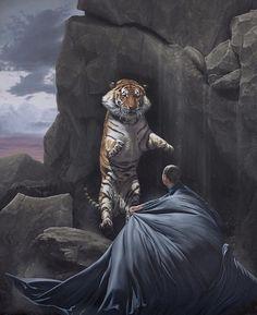 Outstanding Paintings by Joel Rea.