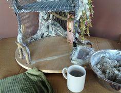 Tutorial: Fairy House Tree House Pt. 5 | Torisaur's Sketch Book