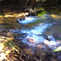 Takian Thong Waterfalls. A National Park 10 Km from Three Pagodas Pass.