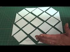 Como montar seus projetos em diagonais Marinaldo Ferreira