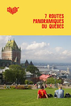😎 Découvrez les routes panoramiques du Québec. 🚗 Place To Shoot, Road Trip With Kids, Breath Of The Wild, Canada Travel, Plein Air, Hygge, Travelling, Dolores Park, Things To Do