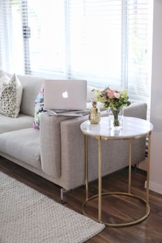 New Spring Living Room Adds - the sparkle