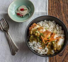 Tofu Katsu Curry