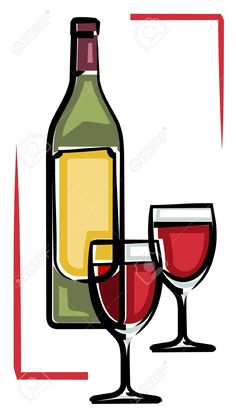 wine bottle and glass png vector clipart dramatikus j t k rh pinterest com Can Clip Art Pumpkin Clip Art