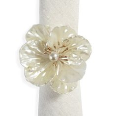 Loving this Carolina Napkin Ring - Set of 4 by #ZGallerie