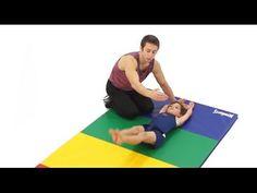 Boys gymnastics - beginner level | Conditioning - YouTube