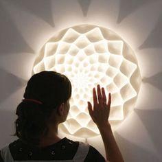 Dahlia Wall Light (D50)