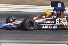 Mark Donohue - Lola T330 [HU19] AMC V8 - Penske Racing - ??? Road America - 1973 L&M F5000 Championship, round 6 ???