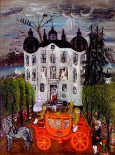 Hilding Linnqvist - Drottningens Juvelsmycke 1919