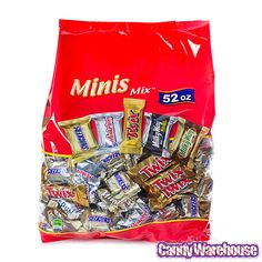 Candy Warehouse is the online bulk candy store that has it all! Bulk Candy, Candy Store, M&m Mars, Candy Bags, Pop Tarts, Snack Recipes, Chips, Sweet Stuff, Mini