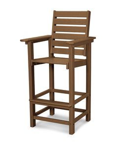 "Captain 30"" Bar Stool"