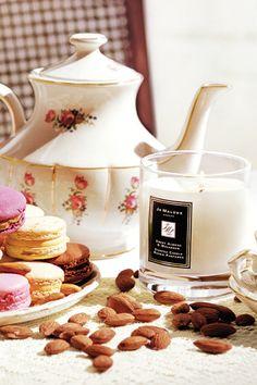 Jo Malone London | Just Like Sunday #JustLikeSunday #Almond #Macaroon #Tea