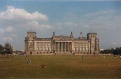 1979 West-Berlin - Reichstagsgebäude ☺